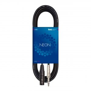 NEON PATCHEO XLR FEMALE – PLUG STEREO TRS