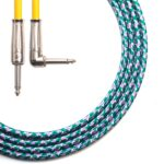 IRON INSTRUMENT CABLE STANDARD ANGULAR TEXTILE CE (TA)