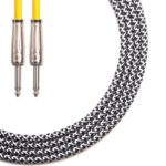 IRON INSTRUMENT CABLE STANDARD STRAIGHT TEXTILE BN (TA)