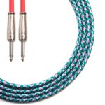 IRON INSTRUMENT CABLE STANDARD STRAIGHT TEXTILE CE (TR)