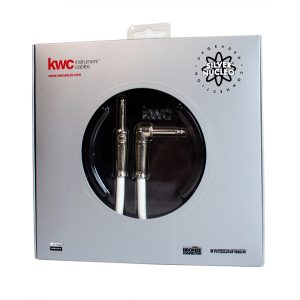 SILVER NUCLEO STANDARD ANGULAR INSTRUMENT CABLE