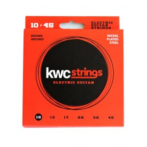 KWC ELECTRIC GUITAR STRINGS 0.09