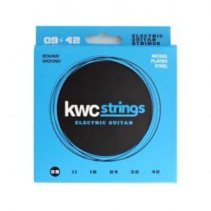KWC ELECTRIC GUITAR STRINGS 0.10