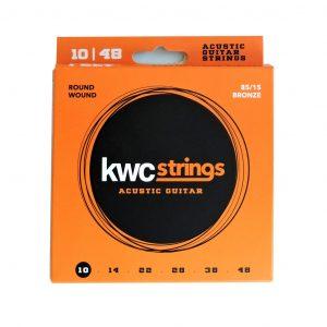 KWC ACOUSTIC GUITAR STRINGS